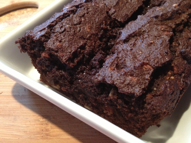 Coconut Flour Double Chocolate Brownies. Gluten Free, Low Carb Decadence!
